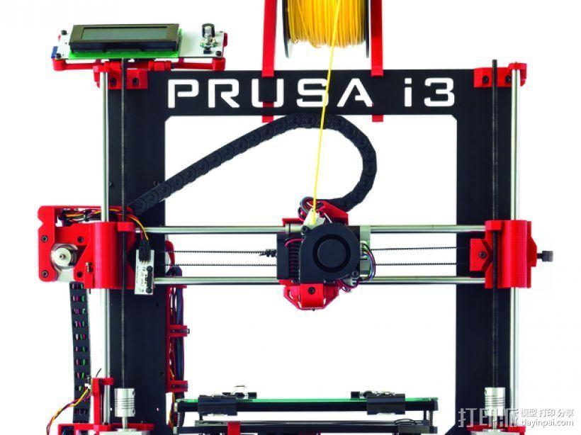 Prusa i3 Hephestos 3D打印机 3D打印模型渲染图