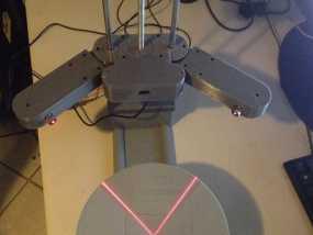 FabScan开源软件3D扫描仪