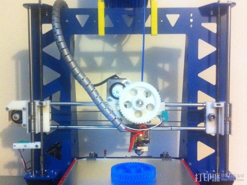 P3Steel - Prusa i3 3D打印机 3D打印模型渲染图