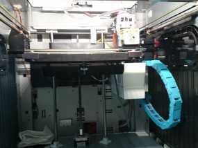 Da Vinci 1.0 3D打印机电缆坦克链