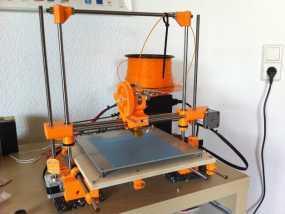 RepRap Wallace 3D打印机