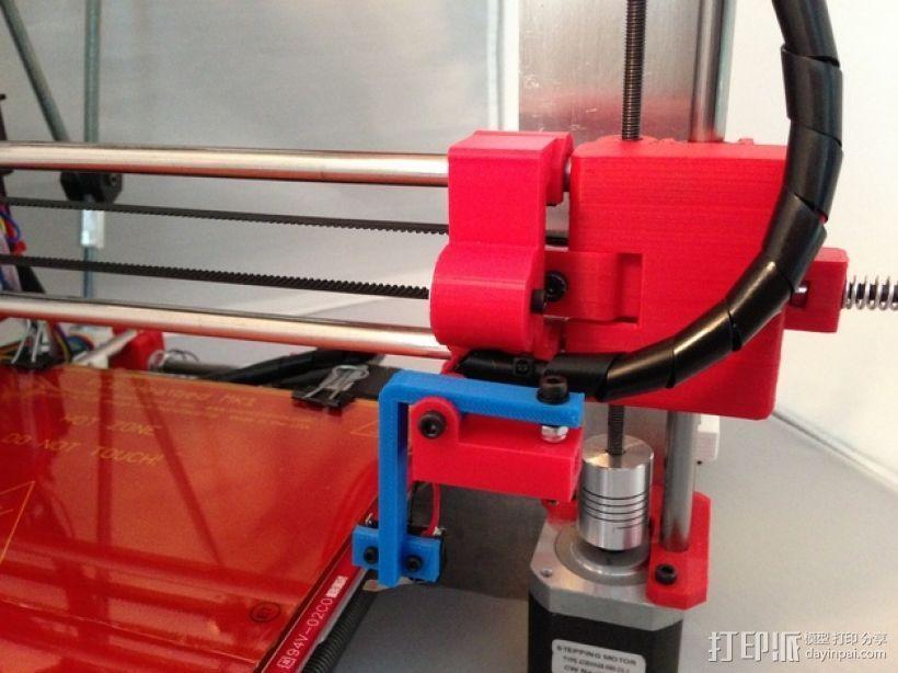 Prusa i3底座支架 3D打印模型渲染图