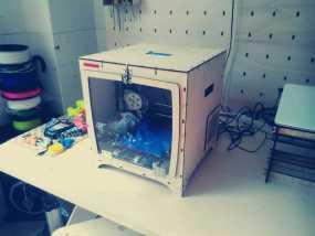 激光切割机 盒子