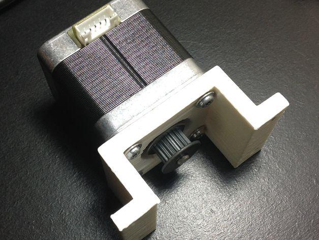Da Vinci 1.0步进机 3D打印模型渲染图