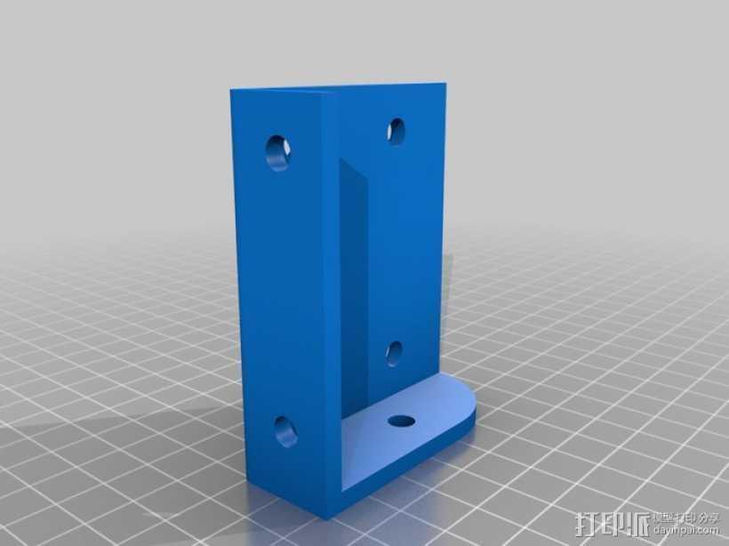 MendelMax 1.5打印机 3D打印模型渲染图