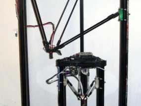Griffin Delta式 3D打印机