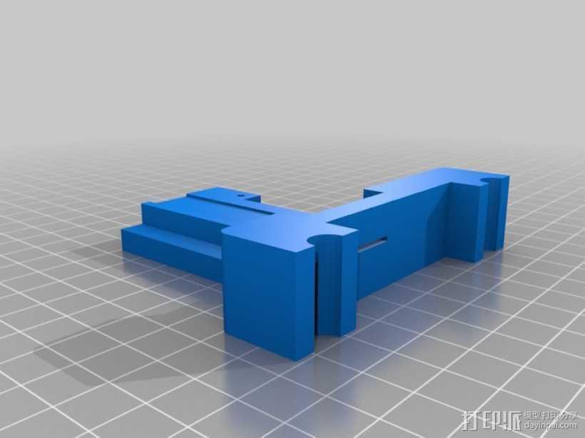 校准器 3D打印模型渲染图