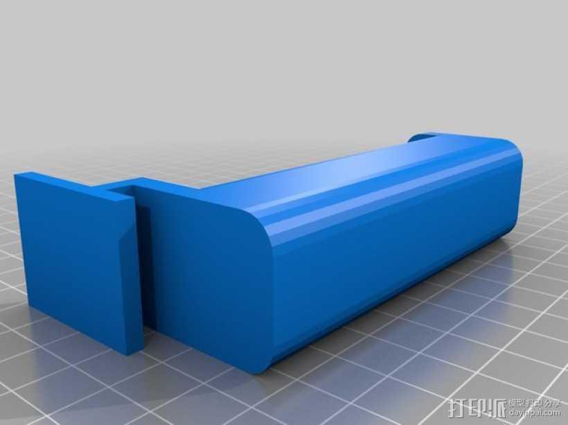 Replicator2X打印机的线轴架 3D打印模型渲染图