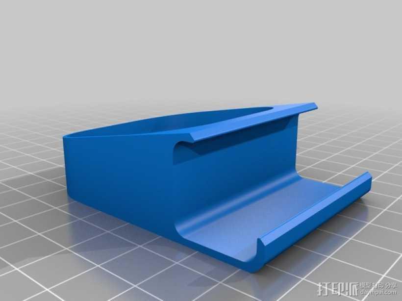 RigidBot挂式托盘 3D打印模型渲染图