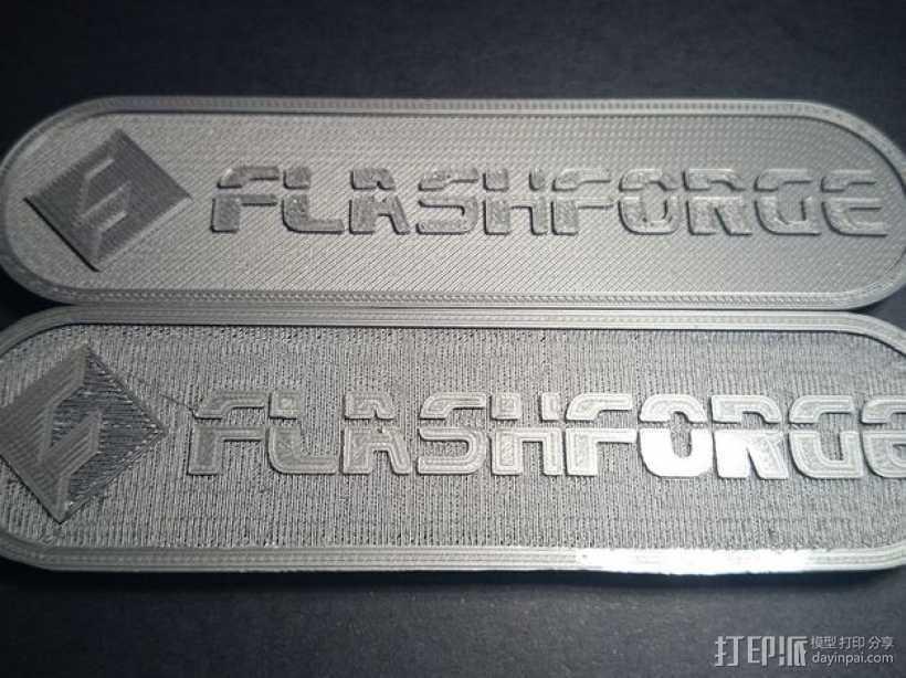 FlashForge Creator PRO打印机侧板盖 3D打印模型渲染图
