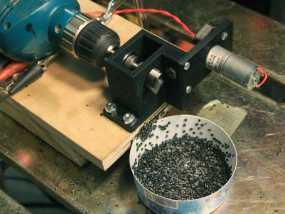3D线材制粒机
