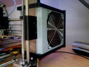 prusa i3 打印机电源保护罩