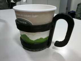 咖啡杯杯托
