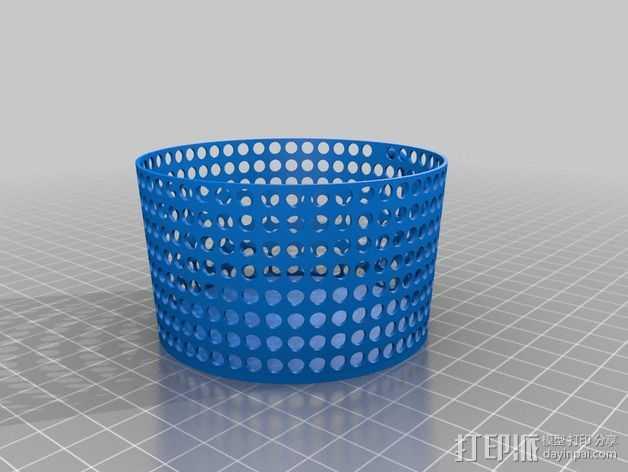 杯套 3D打印模型渲染图