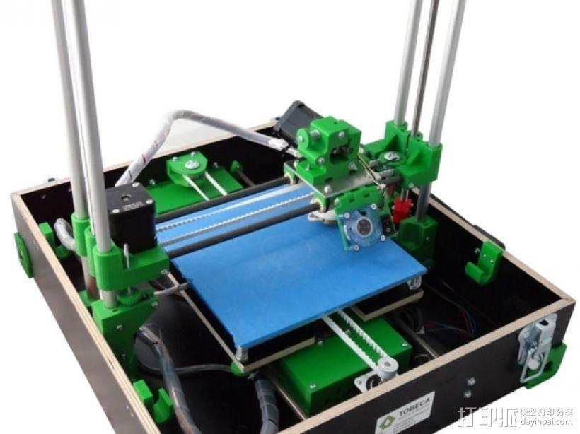 Tobeca 3D 打印机 3D打印模型渲染图