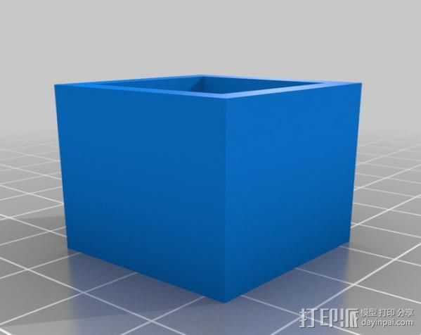 打印机校准器 3D打印模型渲染图
