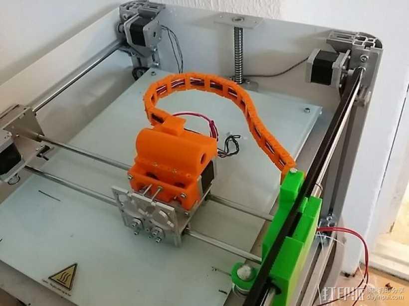 锚链 3D打印模型渲染图