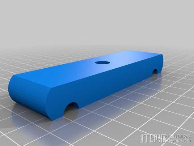Da Vinci 1.0打印机校准器 3D打印模型渲染图