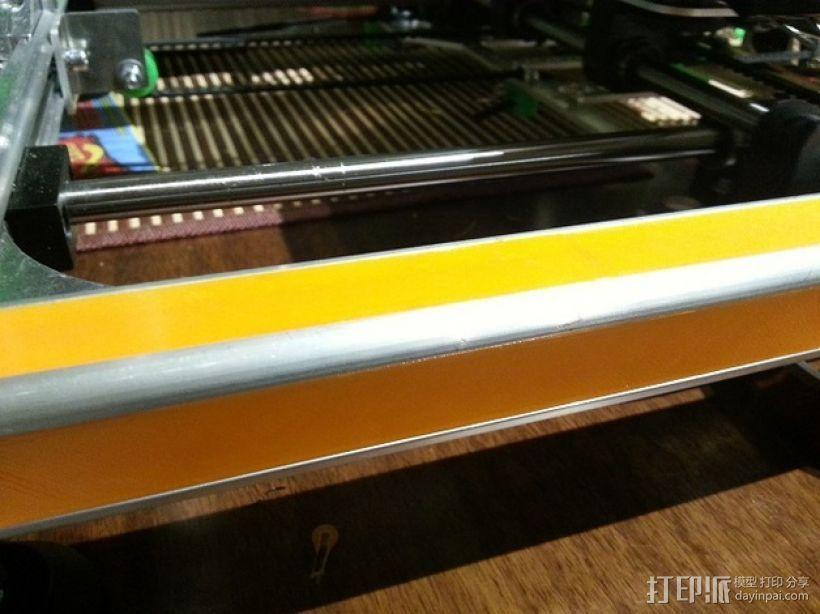 K8200 打印机外框轮廓罩 3D打印模型渲染图