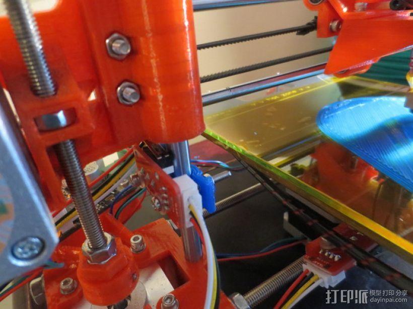 z-end支架 3D打印模型渲染图