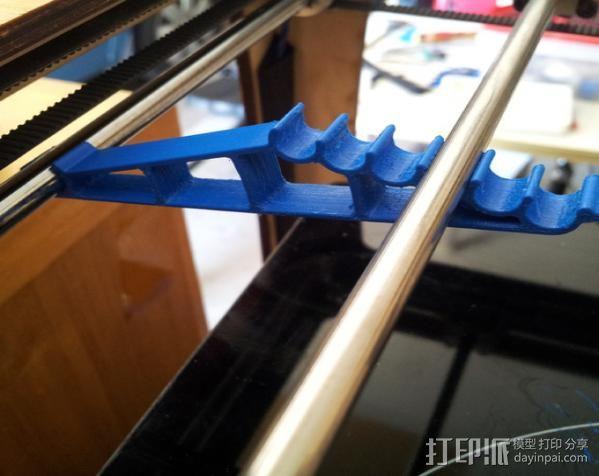 轴杆调整器 调节器 3D打印模型渲染图