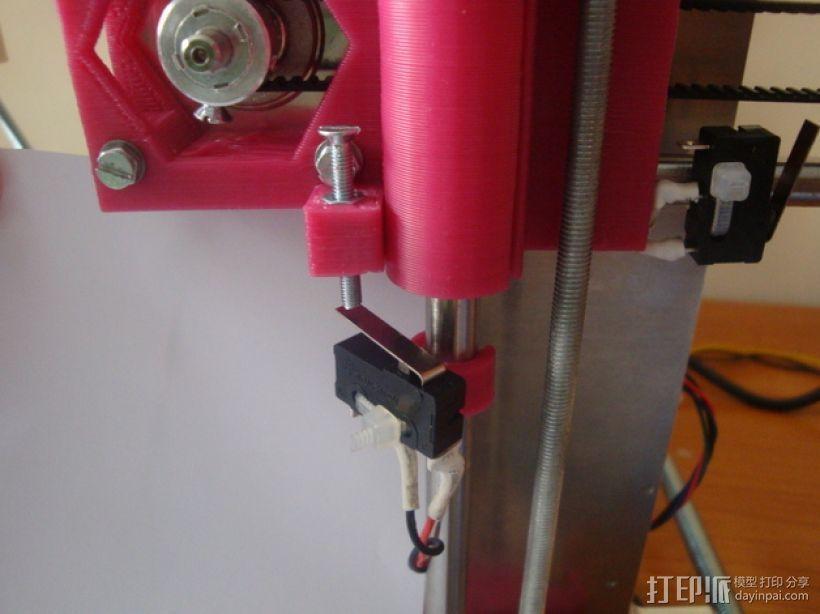 打印机Z轴高度校准器 3D打印模型渲染图