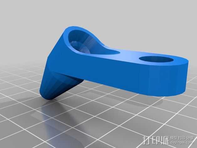 导线管 线材导管 3D打印模型渲染图