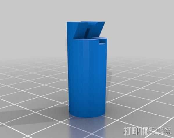 水炸弹/手榴弹 3D打印模型渲染图