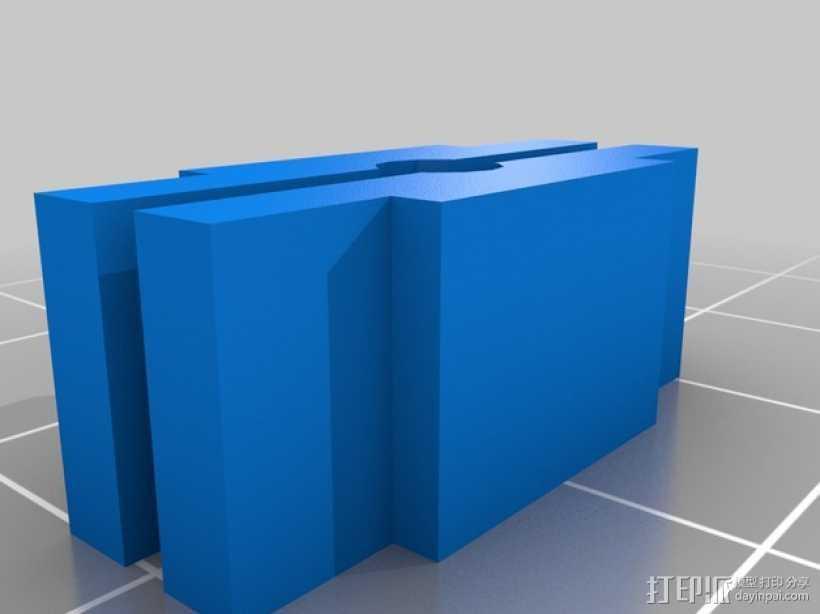 黑暗世界 秘密之门 3D打印模型渲染图