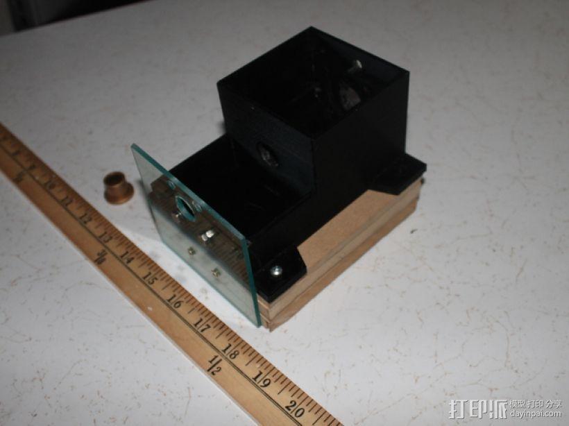 通用式料斗槽 3D打印模型渲染图