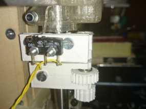 RepRap 打印机的限位开关调谐器