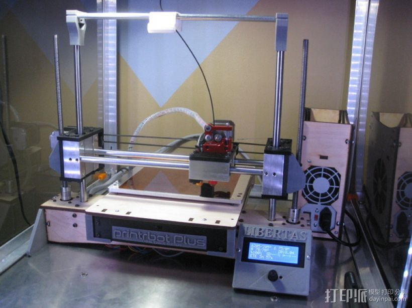 显示屏外框 保护器 3D打印模型渲染图