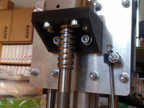 K8200滚珠螺杆支架