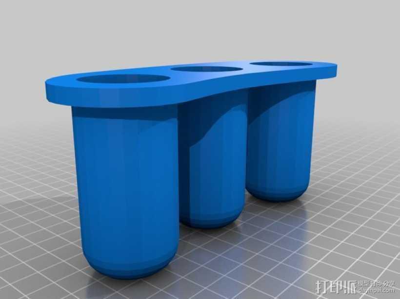 笔架· 3D打印模型渲染图
