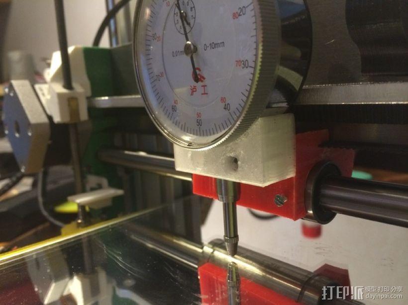 计分表支架 3D打印模型渲染图