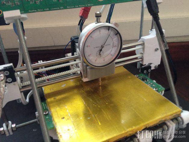 表盘架 3D打印模型渲染图