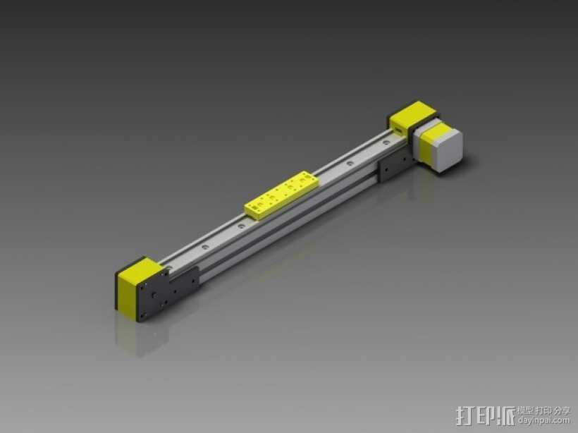 线性致动器/电动推杆/直线运动液压机/线性驱动器图片