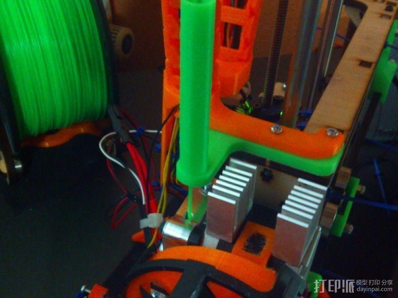 导线器 导环 3D打印模型渲染图