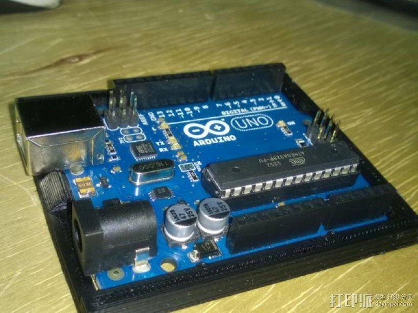 电路板支撑架 3D打印模型渲染图