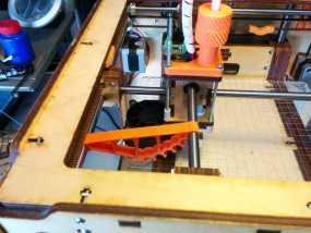 Protobox / Ultimaker 打印机轴调整器