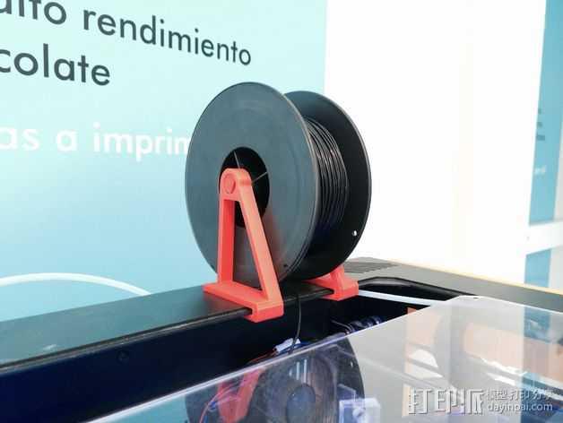 线材支撑架 3D打印模型渲染图
