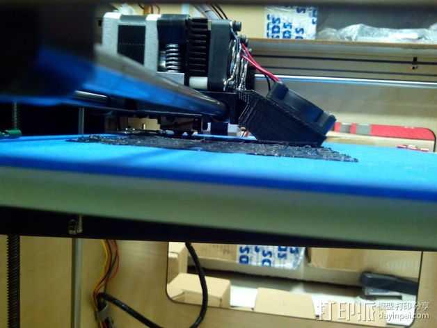 数据板 3D打印模型渲染图