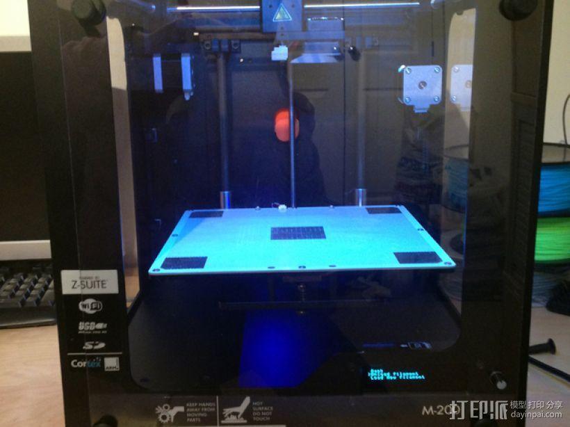 外壳 3D打印模型渲染图