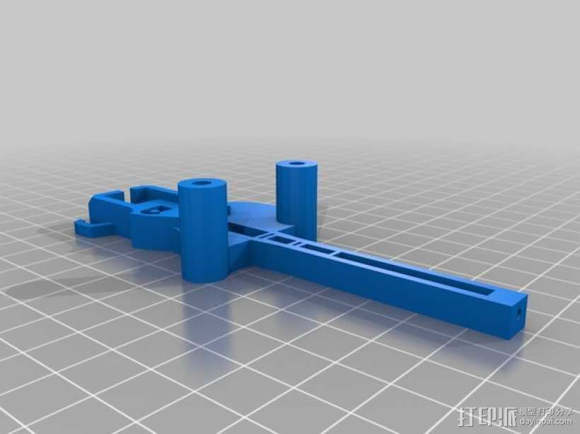 摆件 3D打印模型渲染图