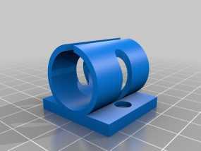 Prusa i3打印机Y轴轴承支架