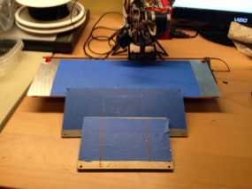 PrintrBot Simple 打印机的构建床