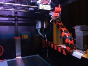 Replicator 2打印机的步进器/限位开关/锚链