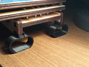 Printrbot Simple打印机的防震器