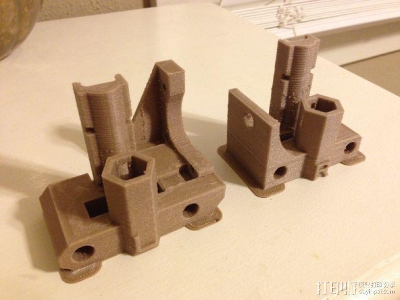 加固器 3D打印模型渲染图