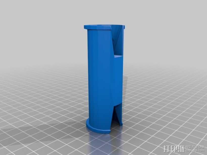 DIY收纳盒 3D打印模型渲染图
